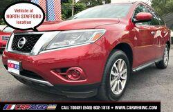 2016_Nissan_Pathfinder_S 4WD_ Fredricksburg VA