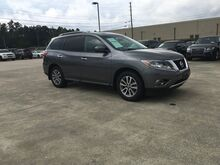 2016_Nissan_Pathfinder_S_ Central and North AL