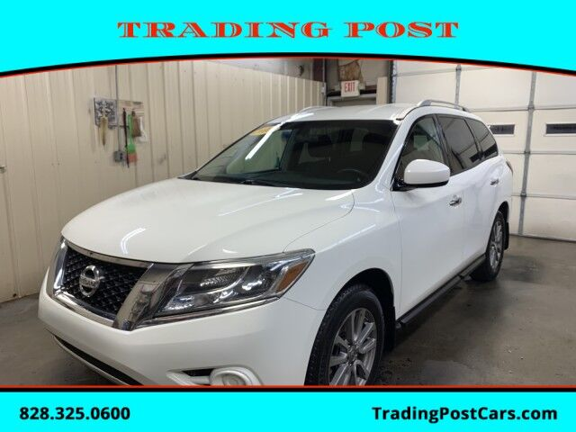 2016_Nissan_Pathfinder_S_ Conover NC