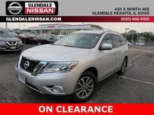 2016_Nissan_Pathfinder_S_ Glendale Heights IL