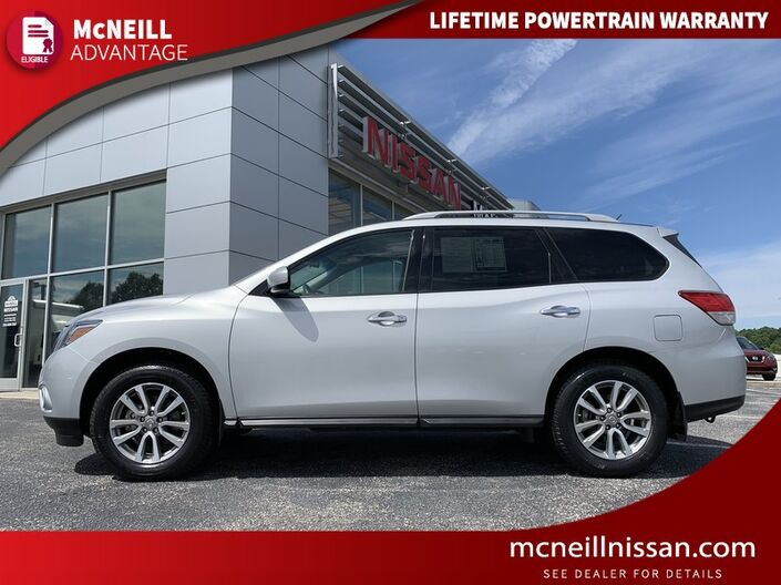 2016 Nissan Pathfinder S High Point NC