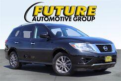 2016_Nissan_Pathfinder_S_ Roseville CA