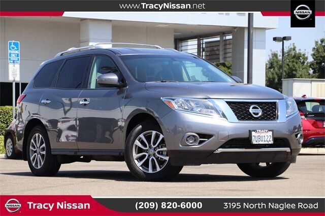 2016 Nissan Pathfinder S Tracy CA