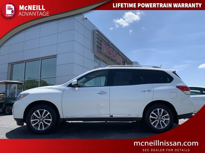 2016 Nissan Pathfinder SL High Point NC
