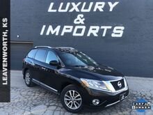 2016_Nissan_Pathfinder_SL_ Leavenworth KS