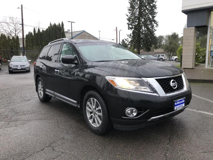 2016 Nissan Pathfinder SL McMinnville OR