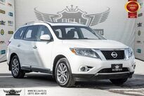 Nissan Pathfinder SL, NO ACCIDENT, AWD, 7 PASS, NAVI, 360 CAM, B.SPOT 2016
