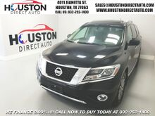 2016_Nissan_Pathfinder_SL_ Houston TX