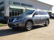 2016_Nissan_Pathfinder_SV 4WD CLOTH SEATS, 3RD ROW SEATING, BACKUP CAMERA, HTD FRONT SEATS, KEYLESS START_ Plano TX