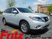 2016_Nissan_Pathfinder_SV_ Fishers IN