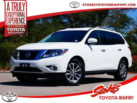2016_Nissan_Pathfinder_SV_ Aiken SC