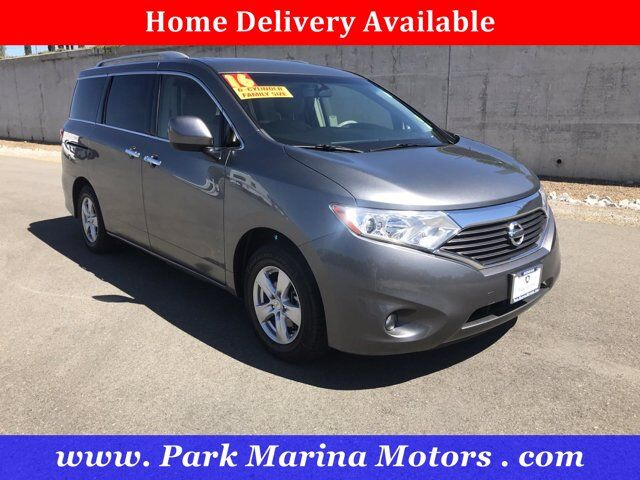 2016 Nissan Quest SV Redding CA
