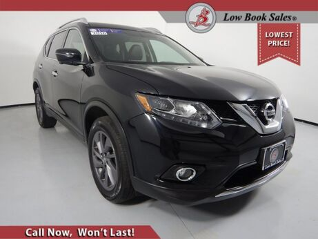 2016_Nissan_ROGUE_SL_ Salt Lake City UT