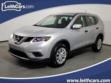 2016_Nissan_Rogue_AWD 4dr S_ Cary NC