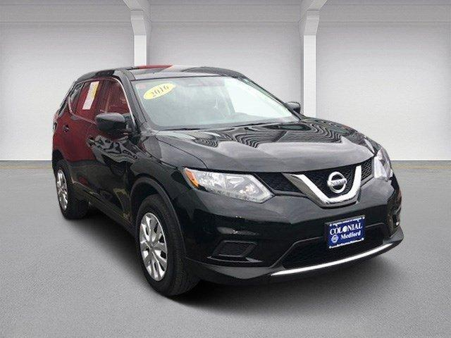 2016 Nissan Rogue AWD 4dr S Medford MA
