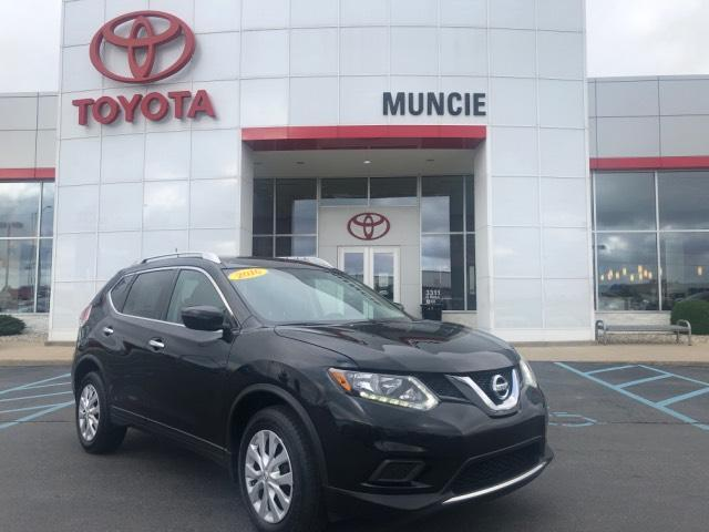 2016 Nissan Rogue AWD 4dr S Muncie IN