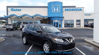2016_Nissan_Rogue_AWD 4dr S_ Richmond KY