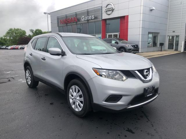 2016 Nissan Rogue AWD 4dr S Lexington KY