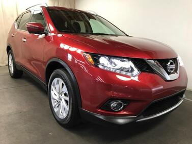 2016_Nissan_Rogue_AWD 4dr SL_ Muncie IN