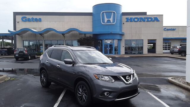 2016 Nissan Rogue AWD 4dr SL Lexington KY