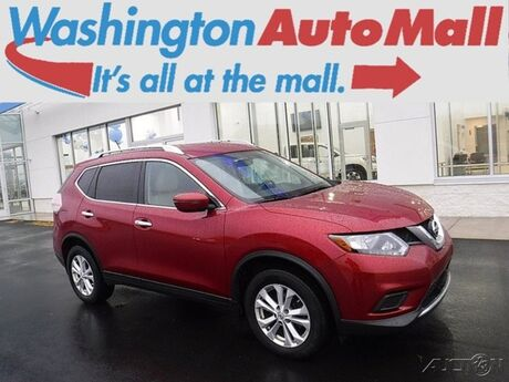 2016 Nissan Rogue AWD 4dr SL Washington PA