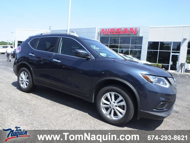 2016 Nissan Rogue AWD 4dr SV Elkhart IN