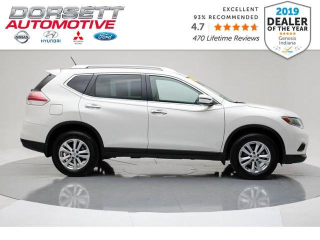 2016 Nissan Rogue AWD 4dr SV Terre Haute IN