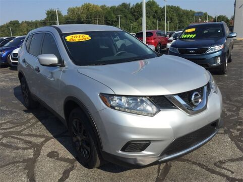 2016_Nissan_Rogue_AWD S_ Evansville IN
