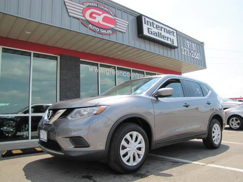 2016 Nissan Rogue AWD SL Leather