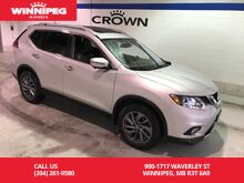 2016_Nissan_Rogue_AWD/SL./Premium/360 camera/Heated seats/Panoramic roof_ Winnipeg MB