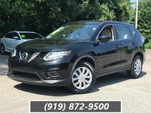 2016_Nissan_Rogue_FWD 4dr S_ Cary NC
