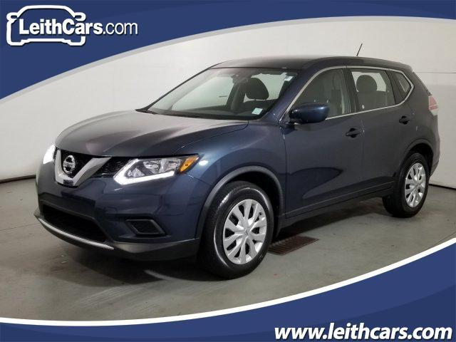 2016 Nissan Rogue FWD 4dr S Cary NC