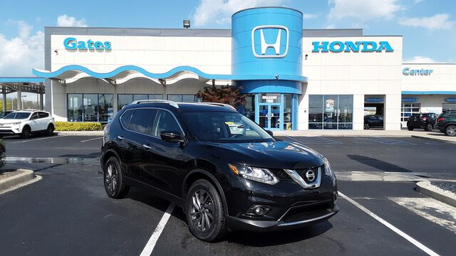 2016 Nissan Rogue FWD 4dr SL Lexington KY
