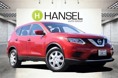 2016_Nissan_Rogue_S_ Santa Rosa CA