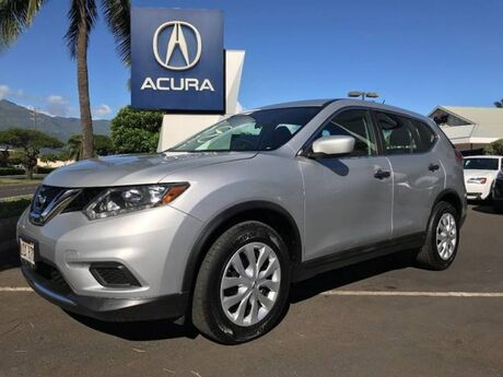 2016 Nissan Rogue S 4dr Crossover Kahului HI