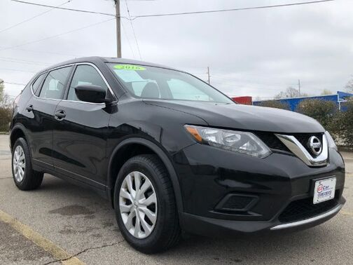 2016_Nissan_Rogue_S AWD_ Frankfort KY