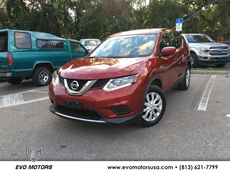 2016 Nissan Rogue S AWD Jacksonville FL