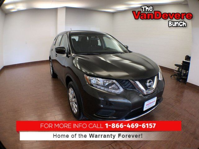 2016 Nissan Rogue S Akron OH