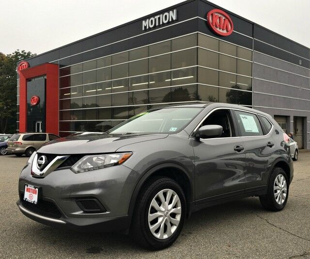 2016 Nissan Rogue S Hackettstown NJ