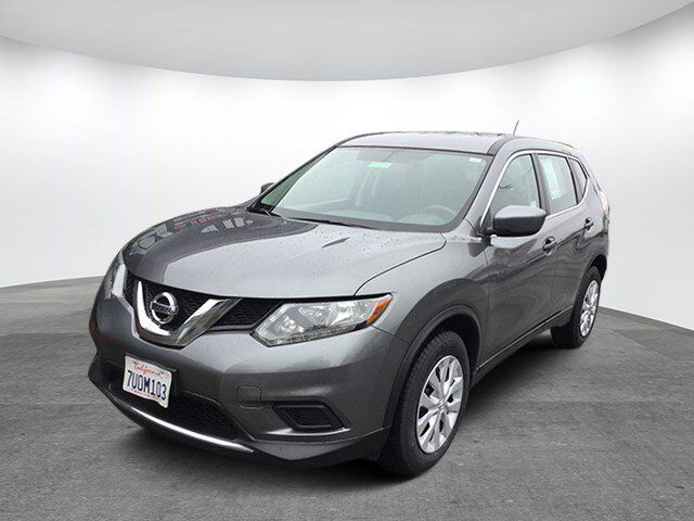 2016 Nissan Rogue S Chico CA