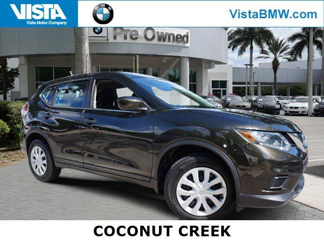 2016 Nissan Rogue S Coconut Creek FL