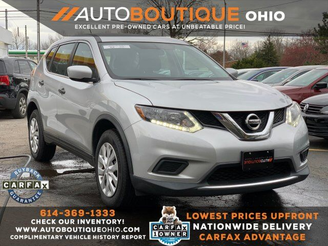 2016 Nissan Rogue S Columbus OH