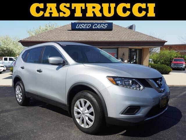2016 Nissan Rogue S Dayton OH
