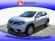 2016_Nissan_Rogue_S_ Duluth MN