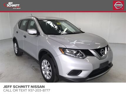 2016_Nissan_Rogue_S_ Dayton area OH