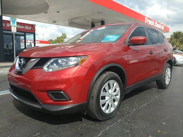 2016_Nissan_Rogue_S_ Fort Myers FL
