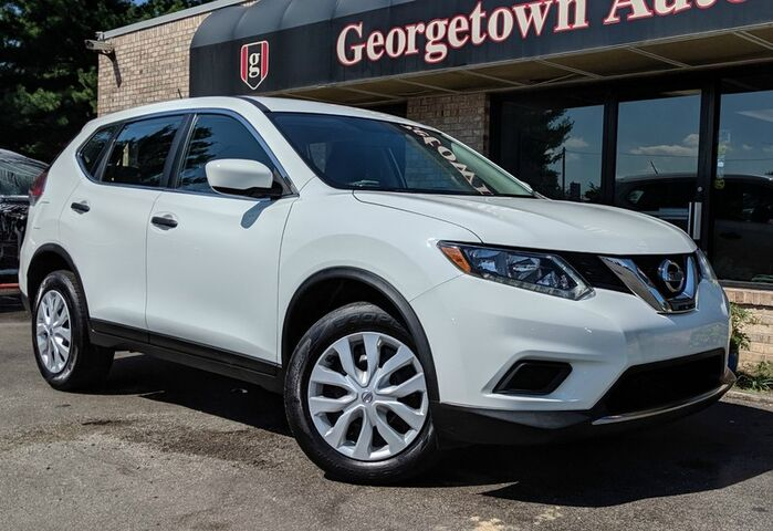 2016 Nissan Rogue S Georgetown KY