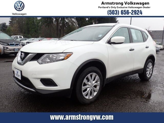 2016 Nissan Rogue S Gladstone OR