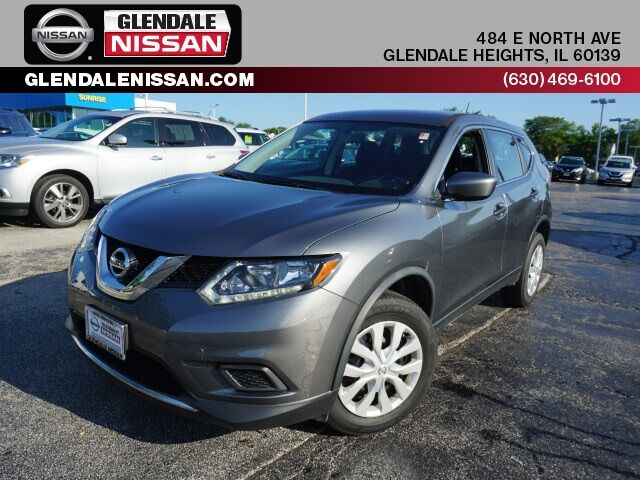 2016 Nissan Rogue S Glendale Heights IL