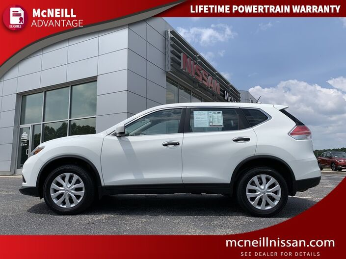 2016 Nissan Rogue S High Point NC